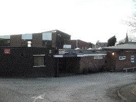 View of Frodsham Community Centre